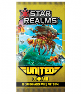 Star Realms : United  - Command